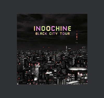 Black City Tour – Quadruple vinyle