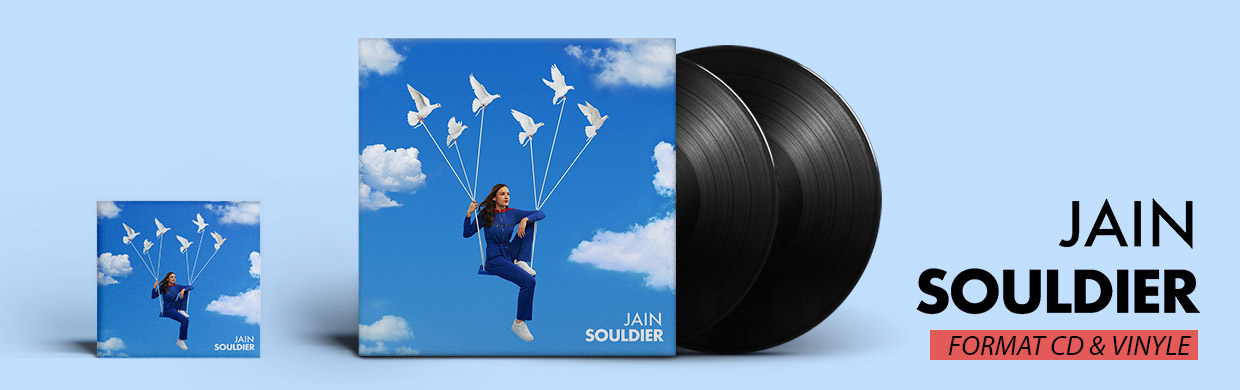 PACK SOULDIER - DOUBLE VINYLE & CD DELUXE