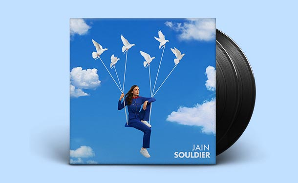SOULDIER - DOUBLE VINYLE LP