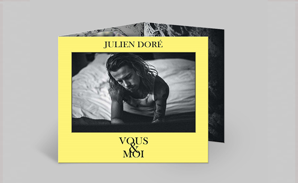Vous&Moi - CD Digipack Jaune