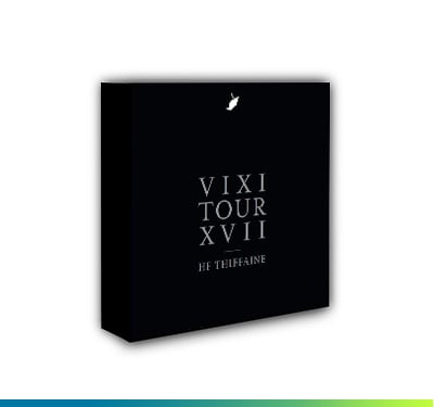 VIXI Tour XVII - 2CD+1DVD